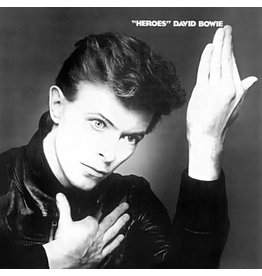 RCA Bowie; David: Heroes LP