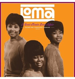Future Days Various: Loma: A Soul Music Love Affair, Volume One: Something's Burning 1964-68 LP