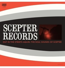 Sundazed Various: Out in the Streets Again: The Soul Sounds of Scepter Records LP