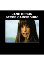 Light in the Attic Gainsbourg, Serge/Jane Birkin: Je T'aime... Moi, Non Plus LP