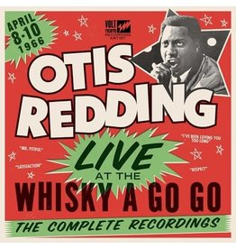 Fantasy Redding, Otis: Live At the Whiskey a Go Go LP