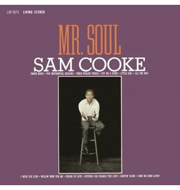 Music on Vinyl Cooke, Sam: Mr. Soul LP