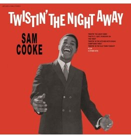 Waxtime Cooke, Sam: Twistin' the Night Away LP