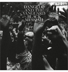 RCA D'Angelo & The Vanguard: Black Messiah LP