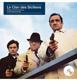 Universal Morricone, Ennio: Le Clan des Siciliens LP