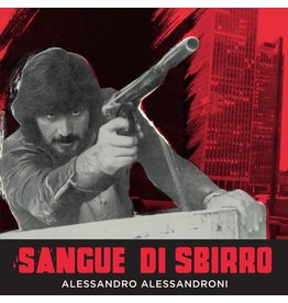 Four Flies Alessandroni, Alessandro: Sangue Di Sbirro LP