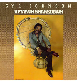 Fat Possom Johnson, Syl: Uptown Shakedown LP