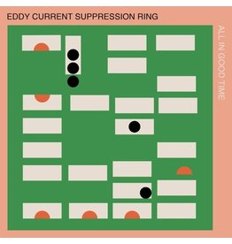 Castle Face Eddy Current Supression Ring: All In Good Time LP