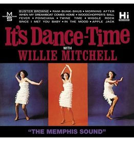 Fat Possum Mitchell, Willie: It's Dance Time LP