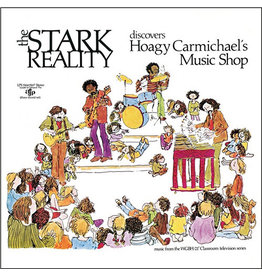 Now Again Stark Reality: Discovers Hoagy Carmichael's Music Shop LP