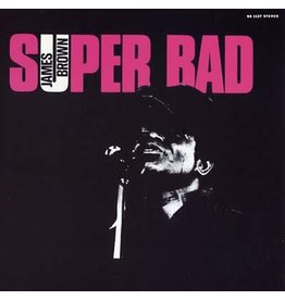 Polydor Brown, James: Super Bad LP