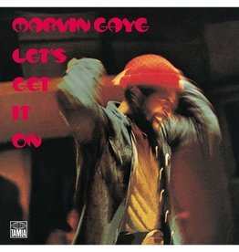 Motown Gaye, Marvin: Lets Get It On LP