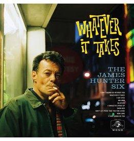 Daptone Hunter, James: Whatever It Takes LP
