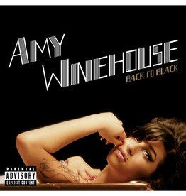 Island Winehouse, Amy: Back To Black LP