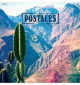 Colemine Los Sospechos: Postales O.S.T. LP