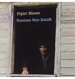 Fat Possum Van Zandt, Townes: Flyin' Shoes LP