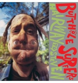 Latino Bugger Veil Butthole Surfers: Hairway To Steven LP