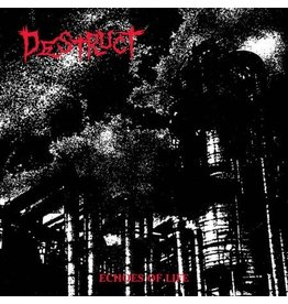 Grave Mistake Destruct: Echoes Of Life LP