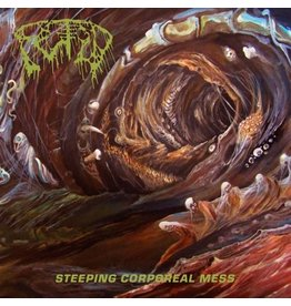 20 Buck Spin Fetid: Steeping Corporeal Mess (colored) LP