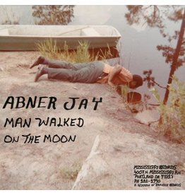 Mississippi Jay, Abner: Man Walked on the Moon LP