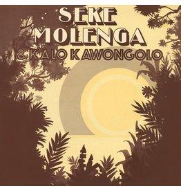 Antarctica Starts Here Molenga, Seke & Kalo Kawongolo: s/t LP