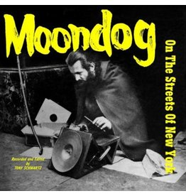 Mississippi Moondog: On the Streets of New York LP