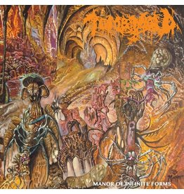 20 Buck Spin Tomb Mold: Manor Of Infinite Forms (colored) LP