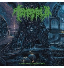 20 Buck Spin Tomb Mold: Planetary Clairvoyance LP