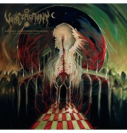 20 Buck Spin Voidceremony: Entropic Reflections Continuum: Dimensional Unravel (colored) LP