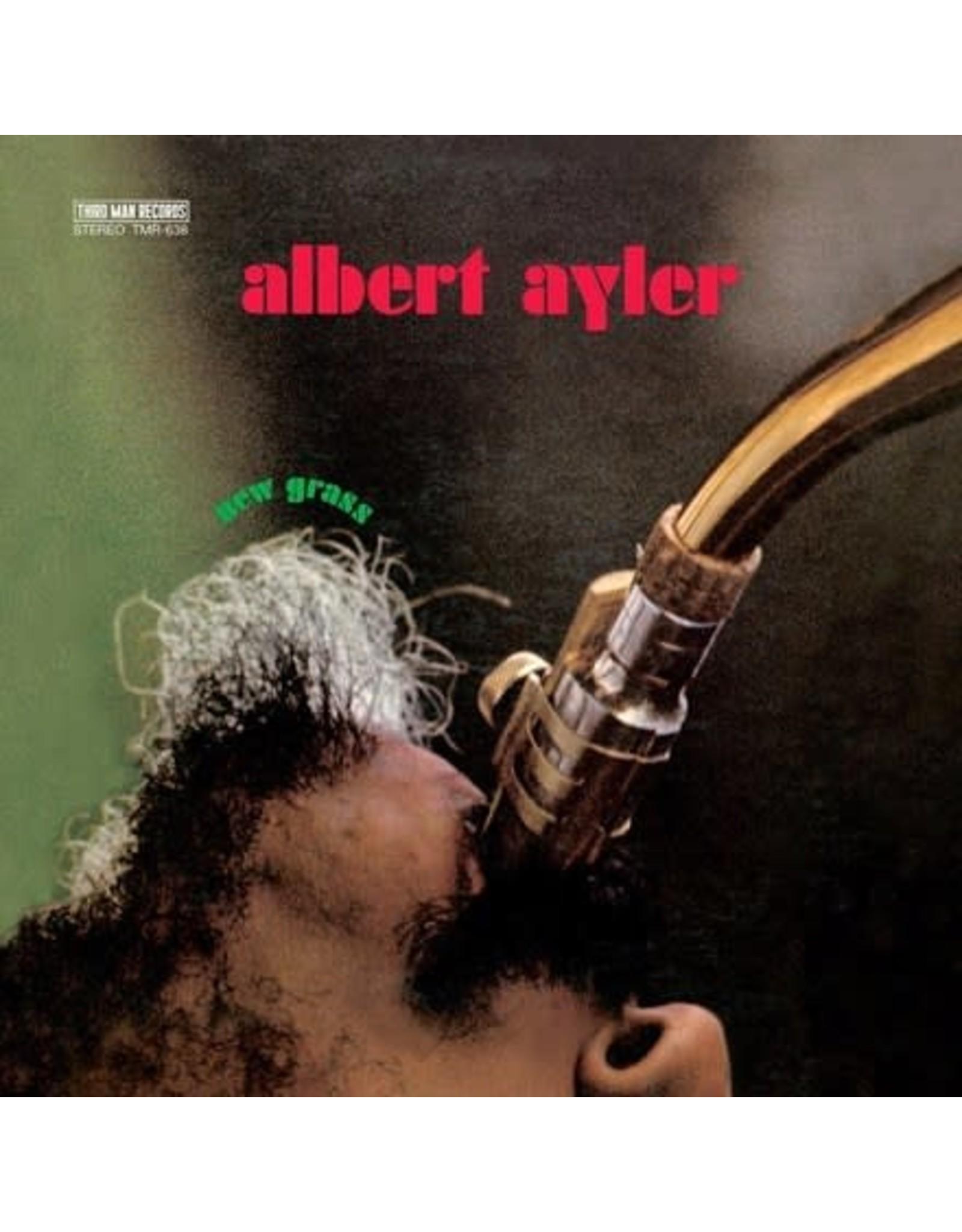 Third Man Ayler, Albert: New Grass LP