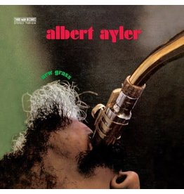Third Man Ayler, Albert: New Grass LP