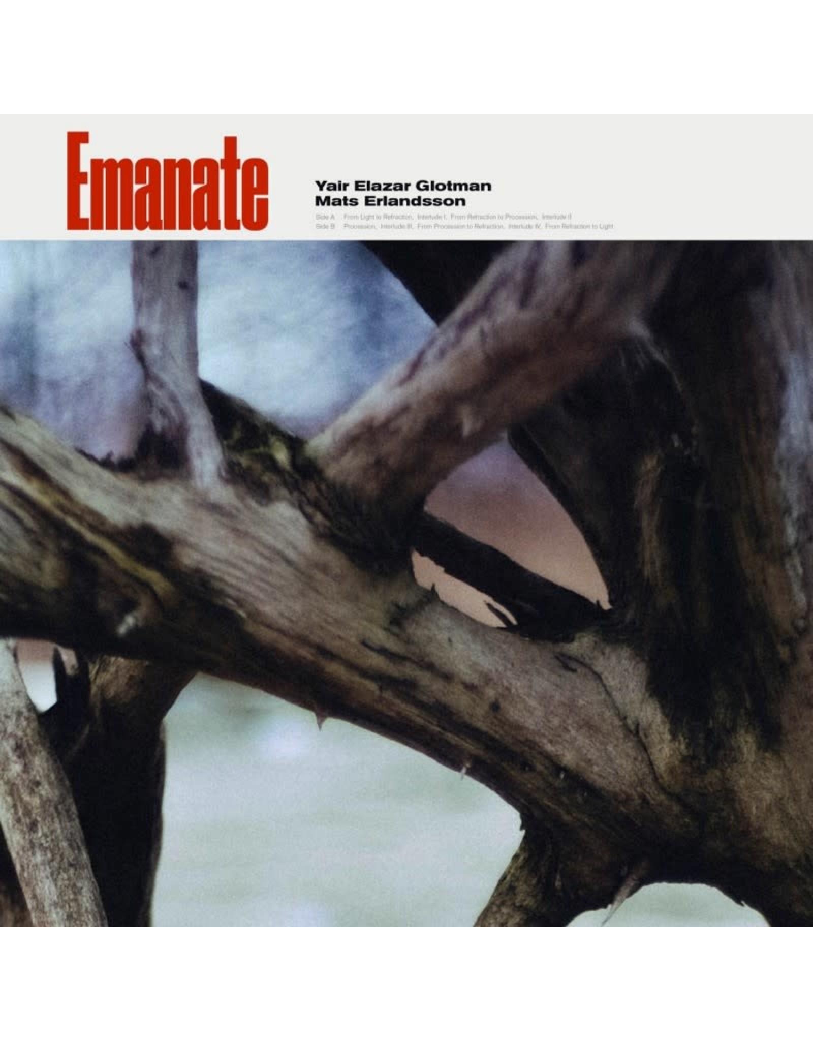130701 Glotman, Yair Elazar & Mats Erlandsson: Emanate LP