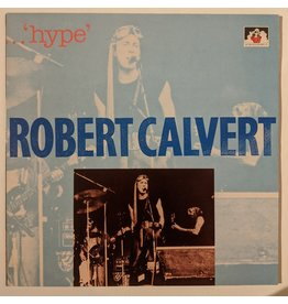 USED: Robert Calvert: Hype LP