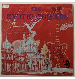 USED: The Exotic Guitars: s/t LP