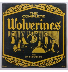 USED: The Wolverines: Complete Wolverines LP
