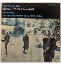 USED: Barry Harris Quintet: Newer Than New LP