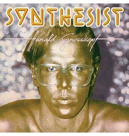 Bureau B Grosskopf, Harald: Synthesist 40th Anniversary Edition LP