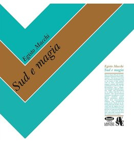 Cinedelic Macchi, Egistio: Sud E Magia LP