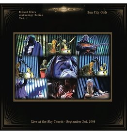 Twenty One Eighty Two Sun City Girls: Live at the Sky Church LP