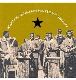 Naked Lunch Various: Giants Of Ghanian Danceband Highlife LP
