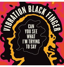 Jazzman Vibration Black Finger: Can You See What I'm Trying to Say LP