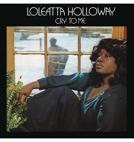 Tidal Wave Music Holloway, Loleatta: Cry to Me LP