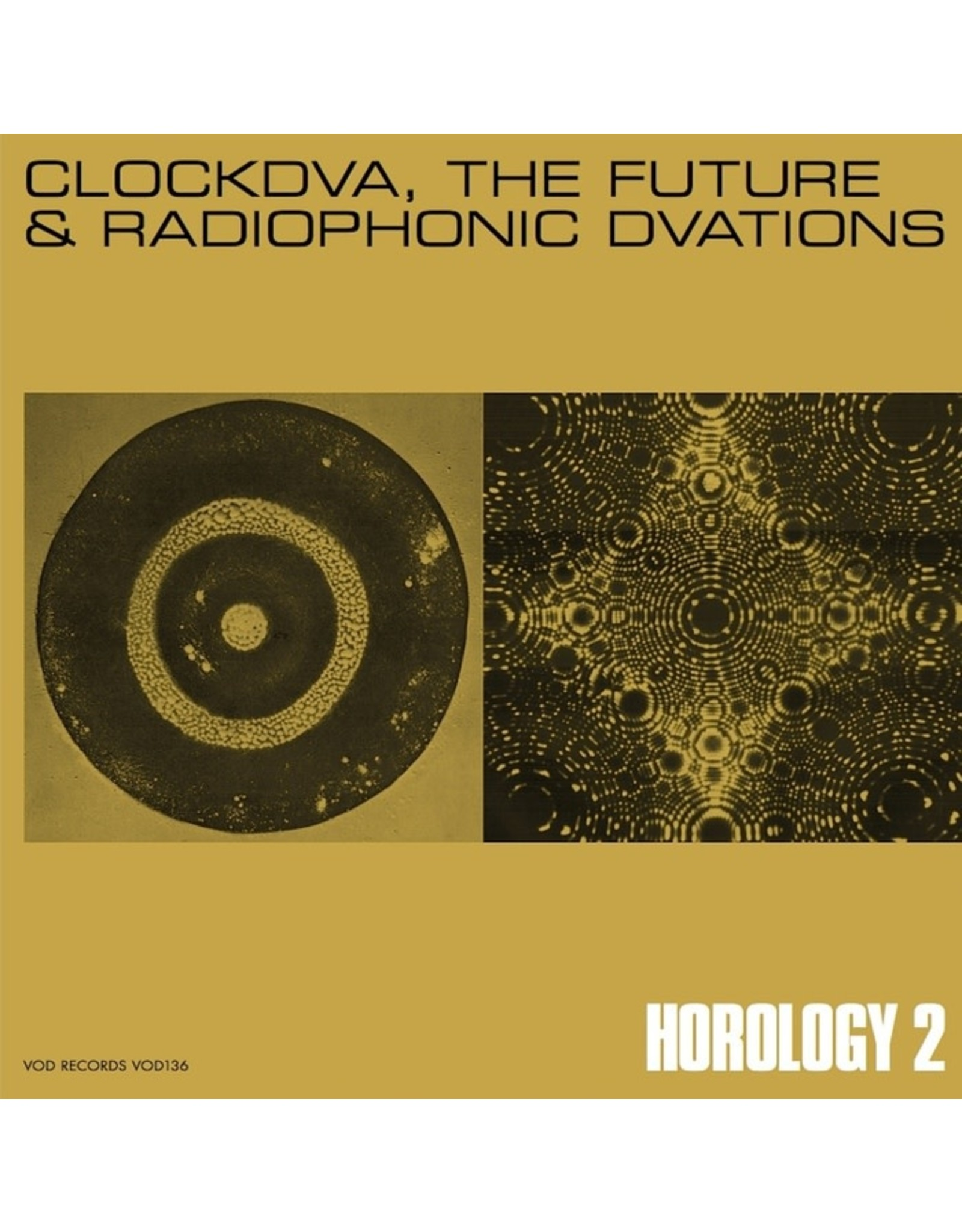 Vinyl on Demand Clock DVA: Horology 2 BOX