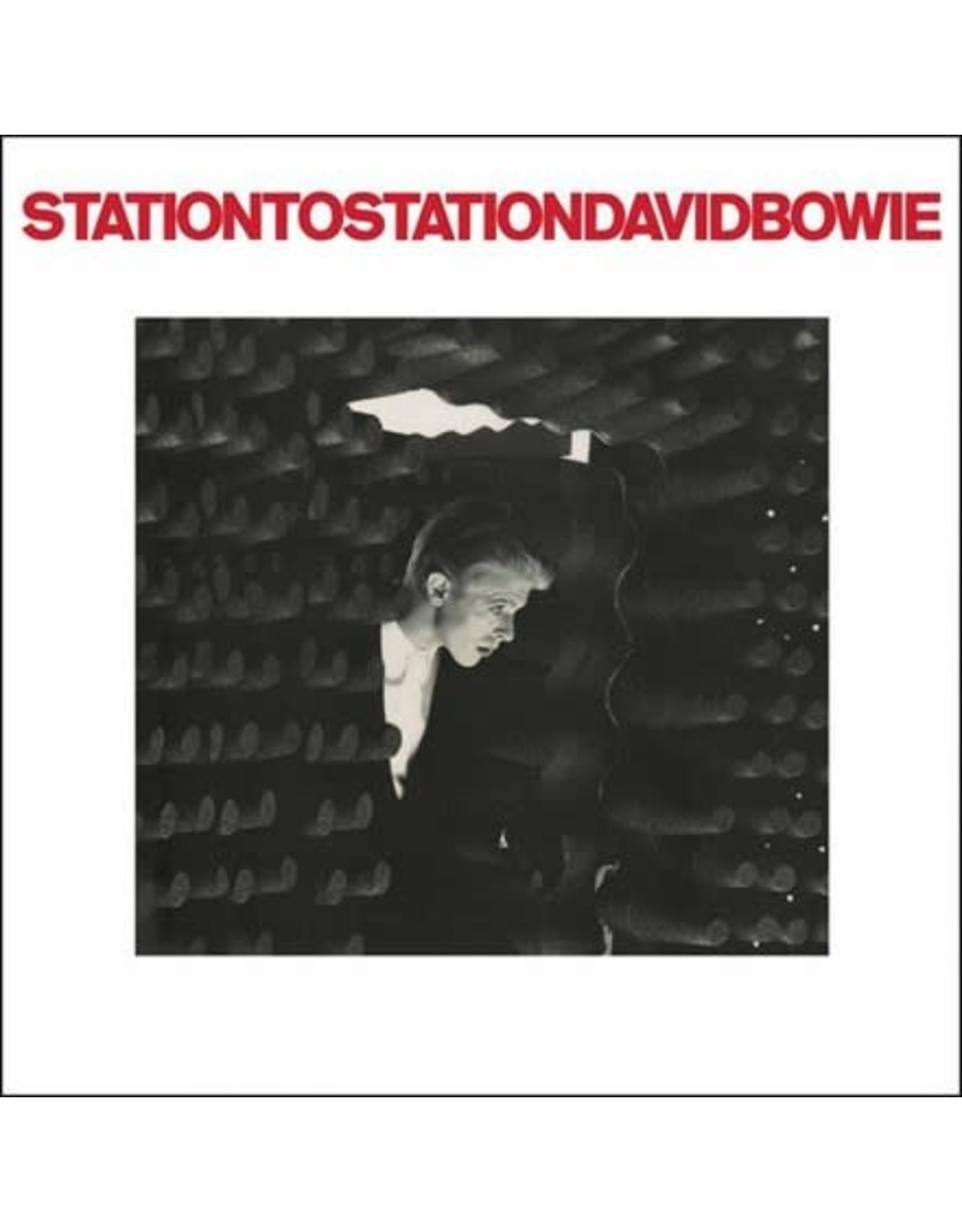 Parlophone Bowie; David: Station To Station LP