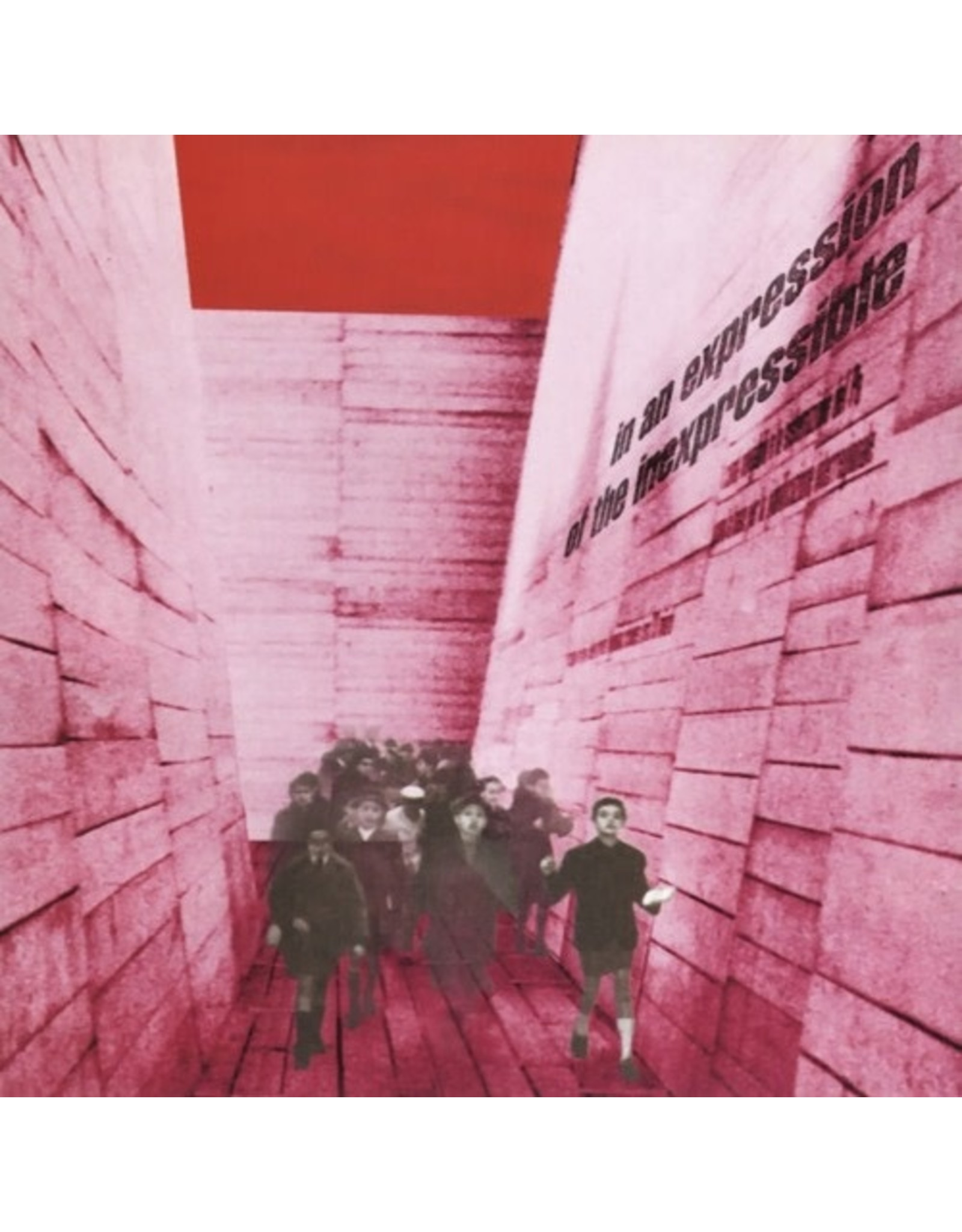 Touch & Go Blonde Redhead: In An Expression Of The Inexpressible LP