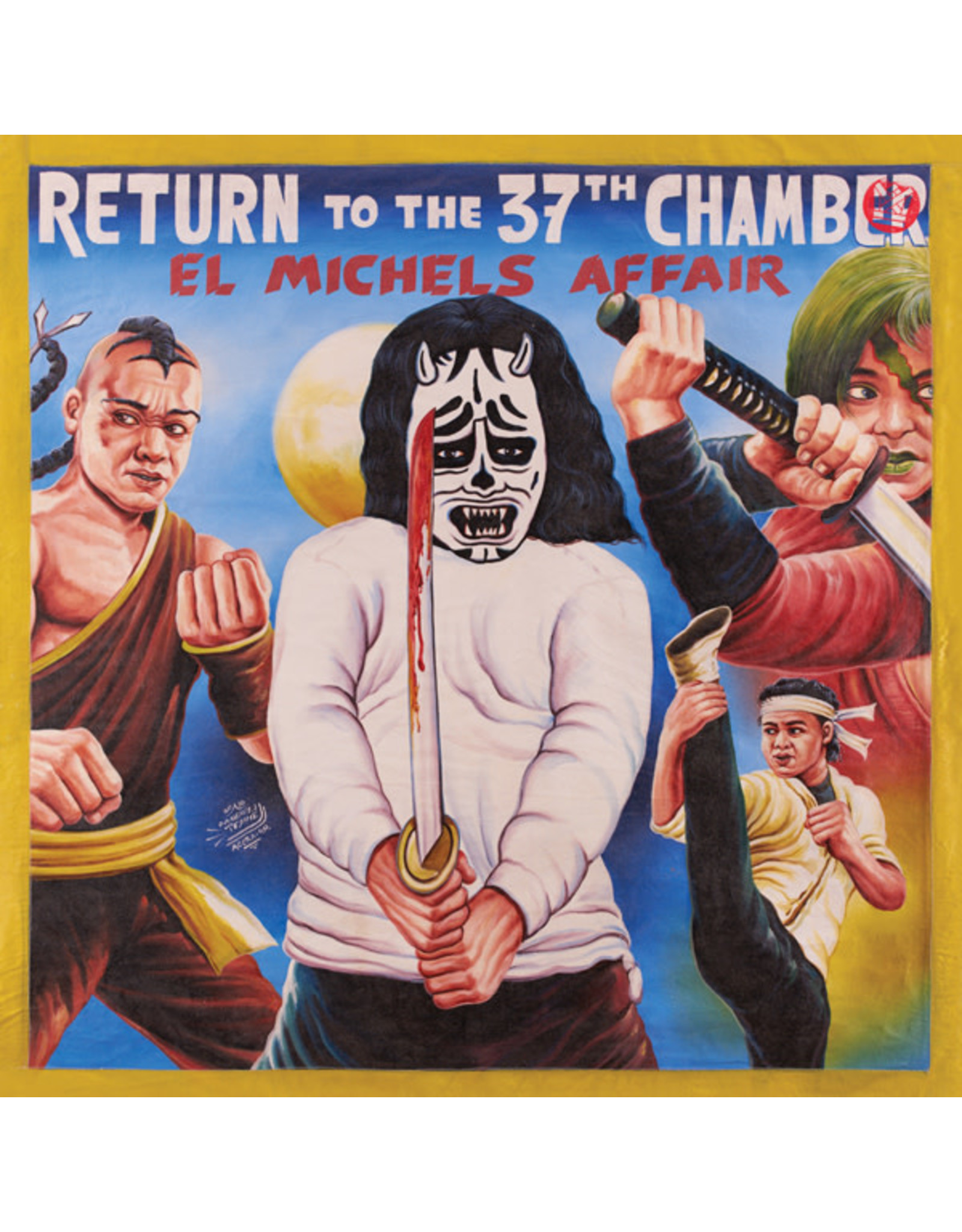 Big Crown El Michels Affair: Return to the 37th Chamber LP