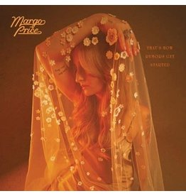 Loma Vista Price, Margo: That's How Rumors Get Started LP