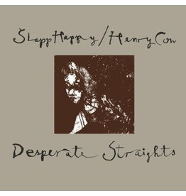 Recommended Slapp Happy / Henry Cow: Desperate Straights LP