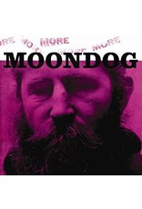 4 Men With Beards Moondog: More Moondog LP
