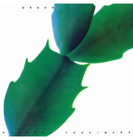 Light in the Attic Yoshimura, Hiroshi: Green (Swirl vinyl) LP